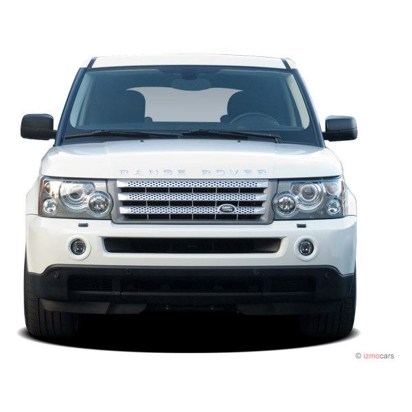 2007 Land Rover Range Rover Sport ❤ liked on Polyvore featuring cars