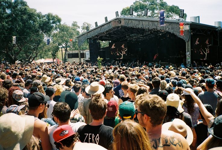 Party Vibes, Meredith Festival