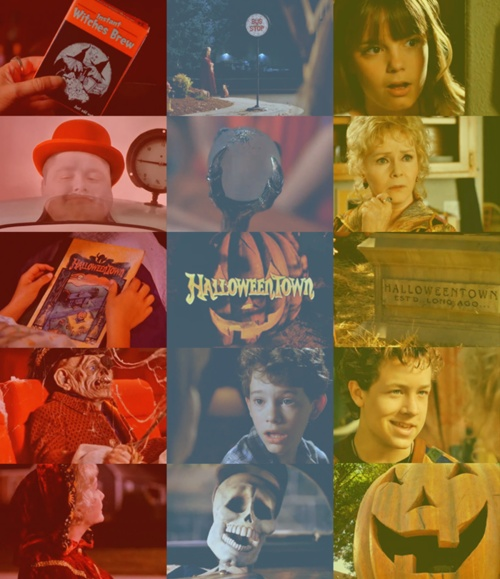 Heads up Halloweentown airs on Monday night at 8pm on Disney Channel