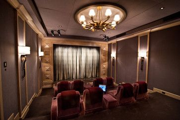 Home Theater - traditional - media room - los angeles - Interior Technologies