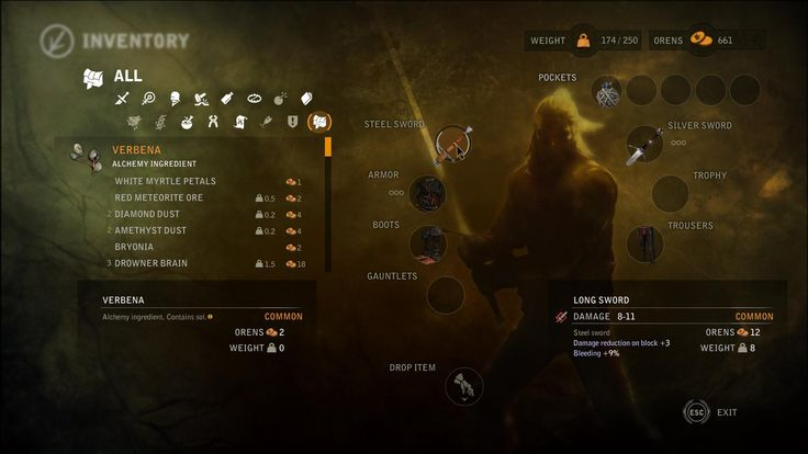the witcher 2 ui - Google 검색