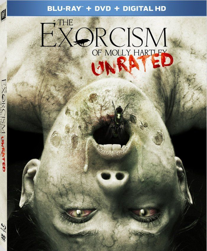 The Exorcism of Molly Hartley 2015 is an American horror movie that is 96 minutes long and was filmed in Winnipeg Manitoba Canada Director