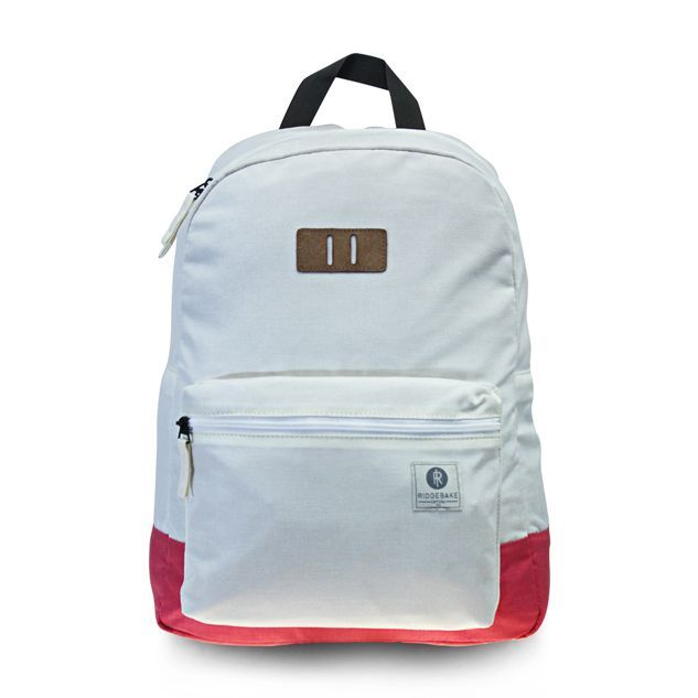 Ridgebake Backpack Blend - White & Pink