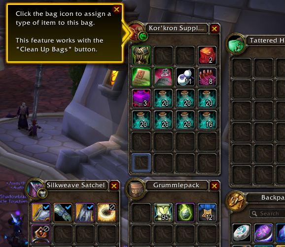 Why do i get the boxes with tips EVERY time i log in? is there a way to turn them off? #worldofwarcraft #blizzard #Hearthstone #wow #Warcraft #BlizzardCS #gaming