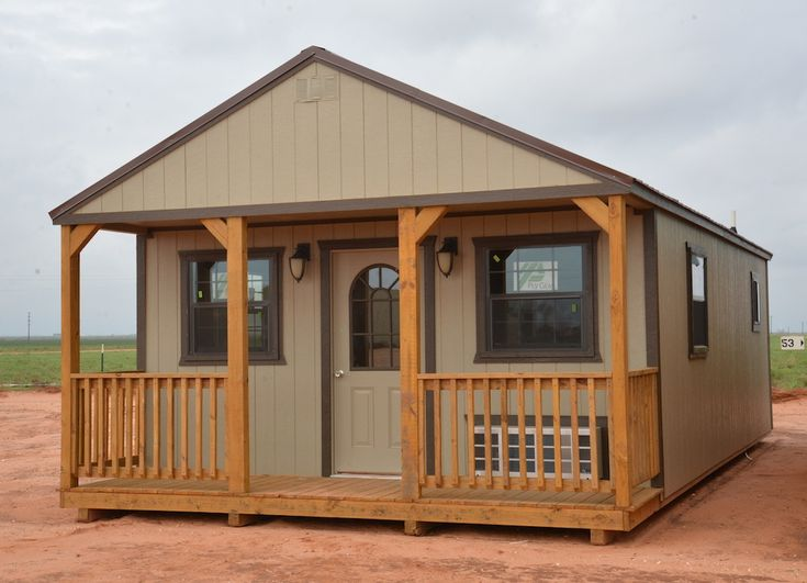 Portable Barn Homes : Gallery derksen portable buildings homes i can live in