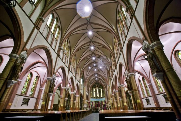 St. Jan in Kaatsheuvel, North-Brabant, The Netherlands, this is the church where I was baptized.