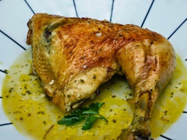 Pollo Asado En Su Jugo En Bolsa De Asar Ana Sevilla Cocina Tradicional En 2020 Comida Sin Carne Pollo Asado Pollo