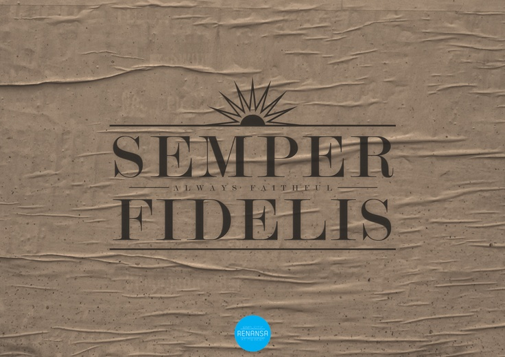 Design . Semper Fidelis