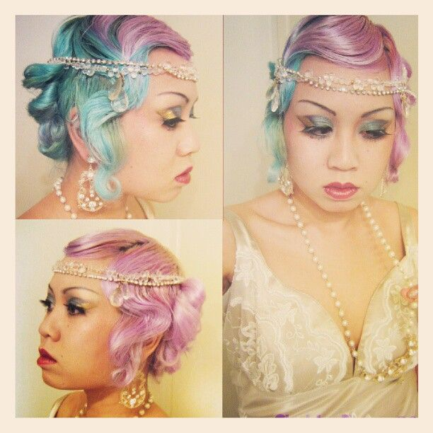 <3: Hair Envy, Pastel Aqua, Aqua Blue, Amazing Hair, Beautiful Chubbybunni, Lavender Hair, Amazing Pastel, Dreamy Hair, Pastel Flappers