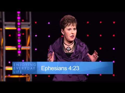 Joyce Meyer - Power Thoughts - Part 1/5