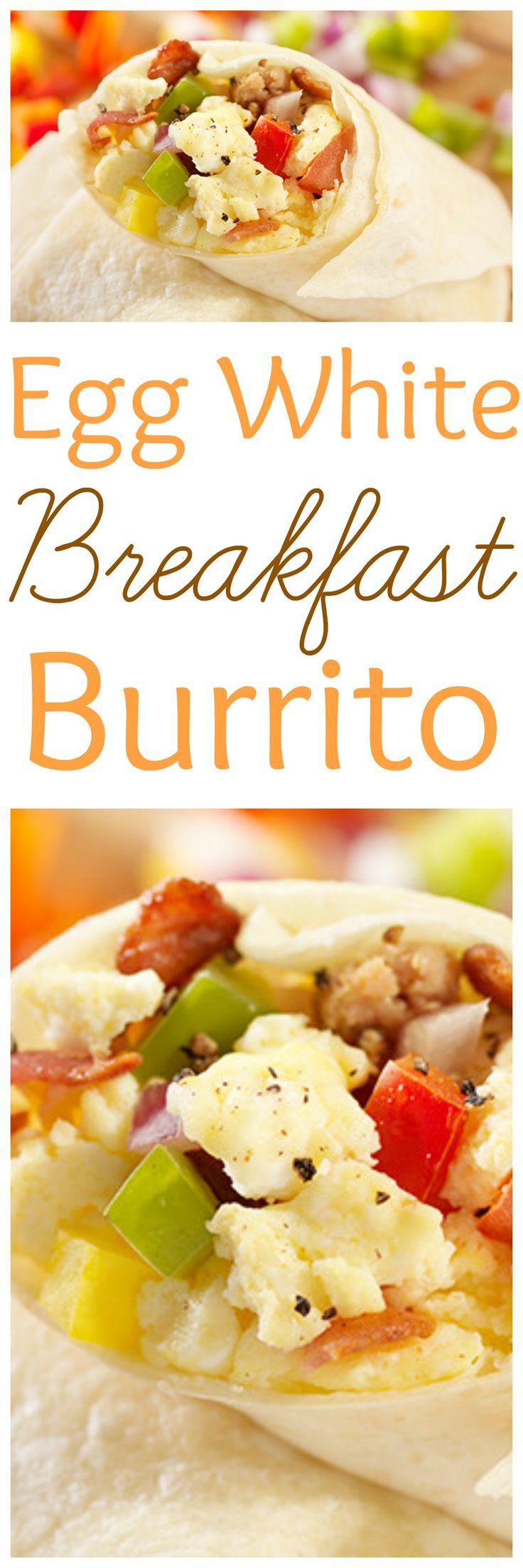 21 Day Fix Egg White Breakfast Burrito #21dayfix #21dayfixbreakfast #21dayfixbreakfastburrito #breakfastburrito #cleaneating #cleaneatingbreakfast #cleaneatingbreakfastburrito