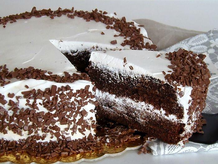 Torta Kinder Pingui'