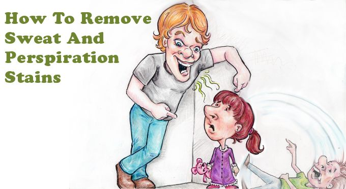 How to remove sweat and perspiration stains stains hats and mattress - How to remove rust stains from clothes in a few easy steps ...