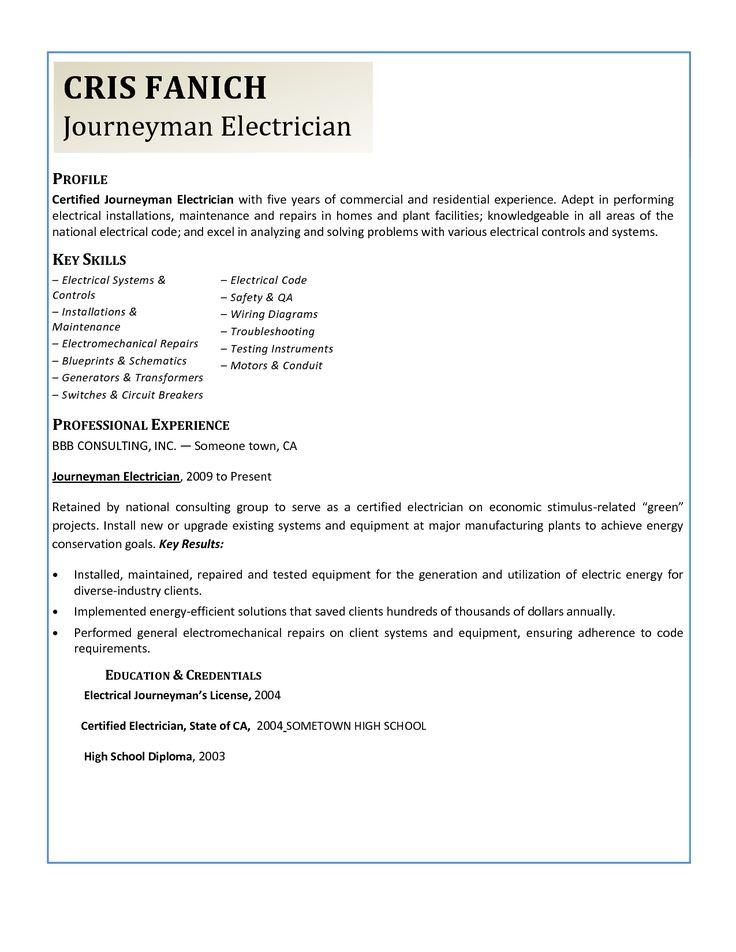 25 best Journeyman electrician ideas on Pinterest  Tow