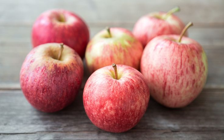 Organic Rome Beauty Apples