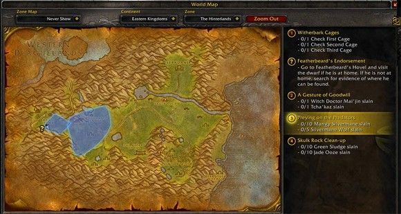 The quest general area thingy isn't working for me since patch any idea how to turn it back on? I can't figure it out. In the picture it's the blue bits. #worldofwarcraft #blizzard #Hearthstone #wow #Warcraft #BlizzardCS #gaming