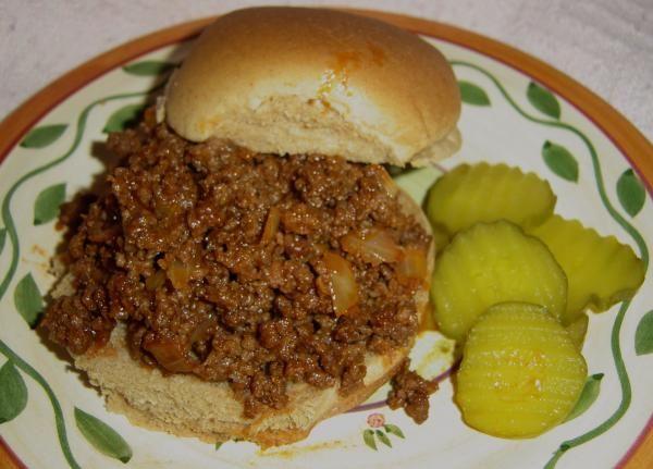 Mennonite Sloppy Joes Recipe - Food.com - 236999