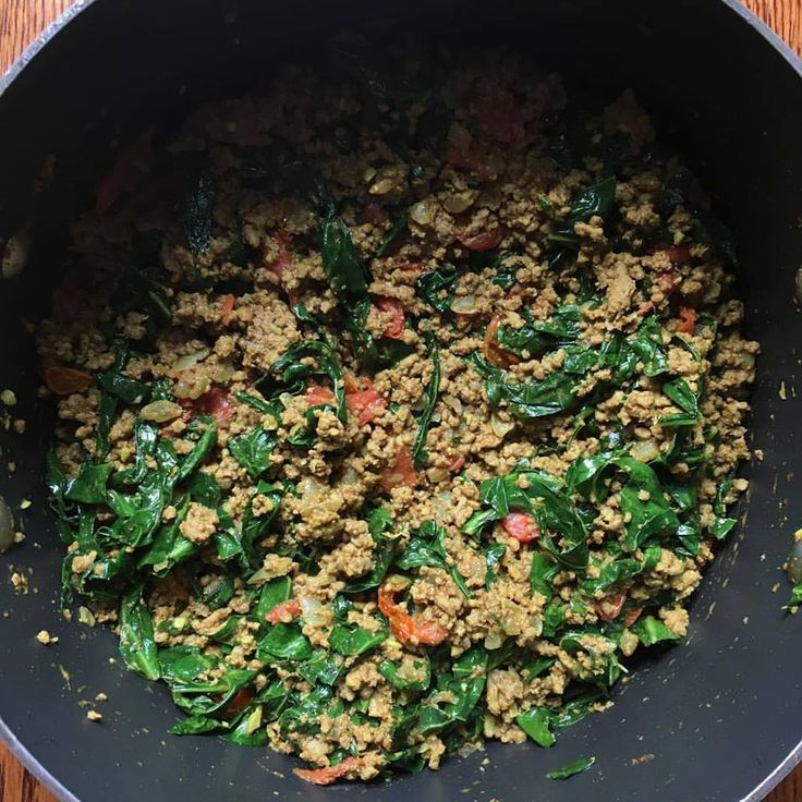 Sukuma Wiki/ Kenyan Beef with Collards and Tomatoes I love the flavors and simplicity of this dish. Serve over brown rice for a balanc...