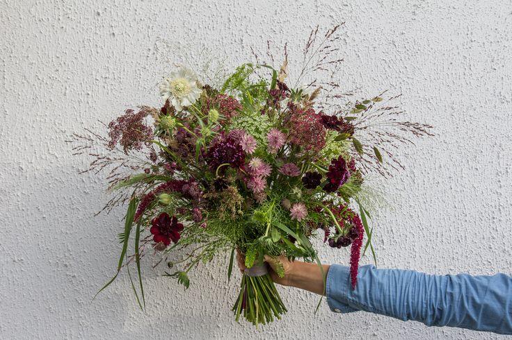Dreamy bridal bouquet Oct 2016