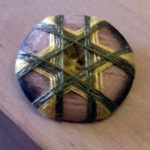 How to make deathshead buttons by Hannah Sutherland