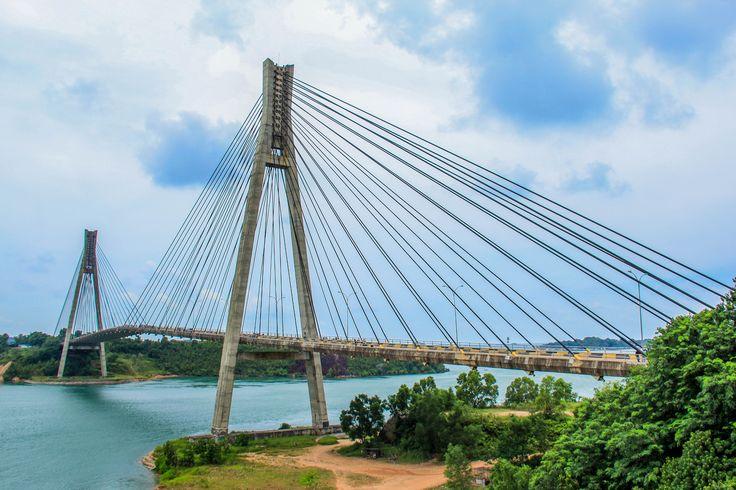 Jembatan Barelang Penghubung Pulau-Pulau di Kepulauan Riau