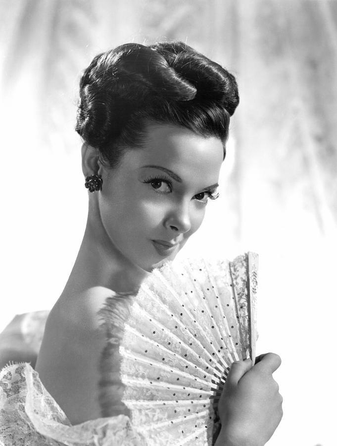 Kathryn Grayson fue una cantante y actriz de musicales de Hollywood, muy popular durante los años 40 y 50