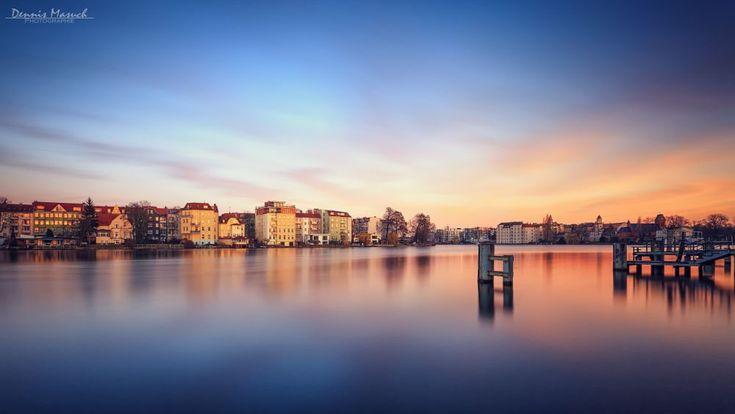 Morning view Berlin Köpenick by Dennis Masuch