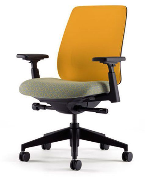 The environmentally-preferable Lively Task Chair by Haworth   Products   GECA