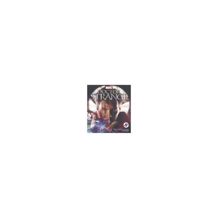 Marvel Doctor Strange (Unabridged) (CD/Spoken Word)