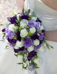 lila straeusse 11 mehr hochzeit farben lila hochzeit hochzeit blumen ...