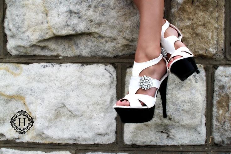 Pearl Shoe Clips   www.hadassahshairandbeauty.com.au