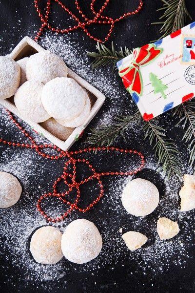 Снежное печенье - в поисках ВКУСОВЫХ ощущений......