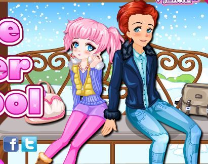 High school dating games free online
