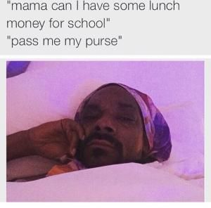 pass the purse snoop dogg meme - Google Search