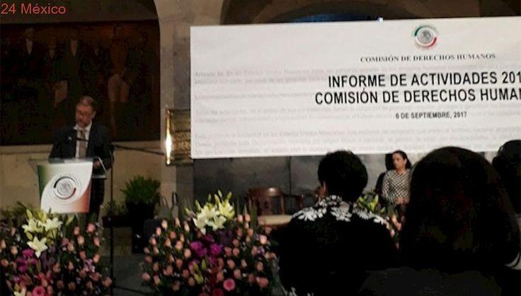 ONU y CNDH instan a legisladores a no atorar transición a Fiscalía