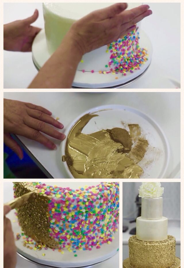 Make Chocolate Sprinkles