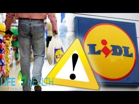 Lidl UK WARNING: Discount supermarket recalls THESE products over possible health risk The discount supermarket has recalled the three produces because the labelling is not in English, and those who suffer from the allergies may accidentally eat them without knowing   The nuts contained in ...