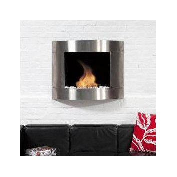 Bio-Blaze Diamond II Bio Ethanol Fuel Fireplace