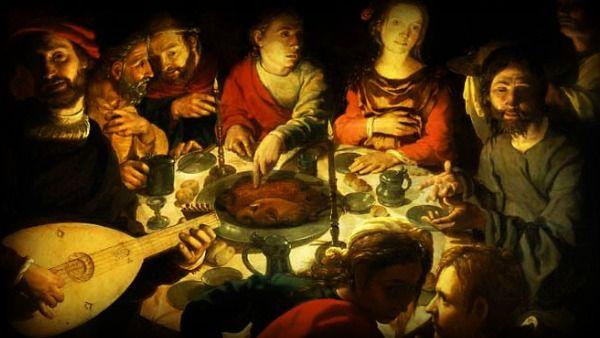 #Vangelo: Ma vino nuovo in otri nuovi! (Mc 2,18-22)