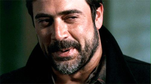 Pin for Later: Jeffrey Dean Morgan Has Been So Damn Sexy For Years, and We Need to Finally Honor It When He Smirked Just So and Killed You Dead