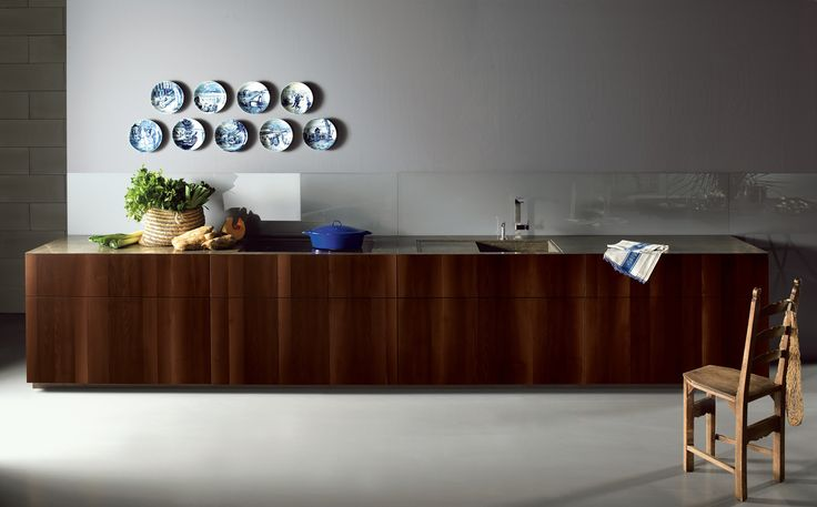 Delightful and elegant kitchens.