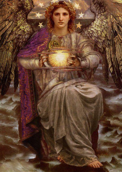 El mensaje del Arcángel Gabriel ,activación ( 12-12-12 ) | Ángeles