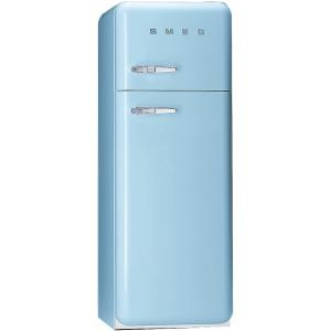 duck egg blue SMEG fridge