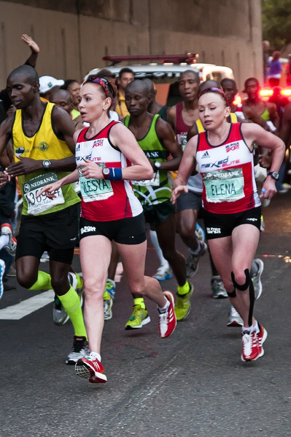 They are amazing, but I will always want Ellie Greenwood to win :) Comrades Marathon 2013