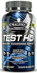 MuscleTech Test HD Testosterone Boosting Supplement