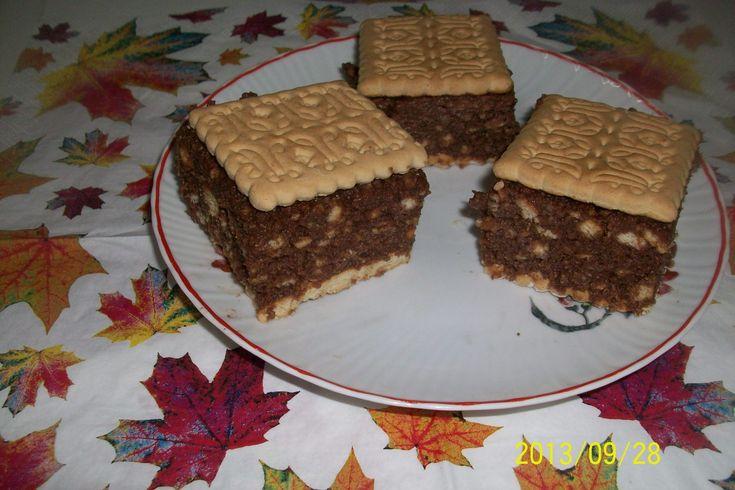 Cuburi din biscuiti