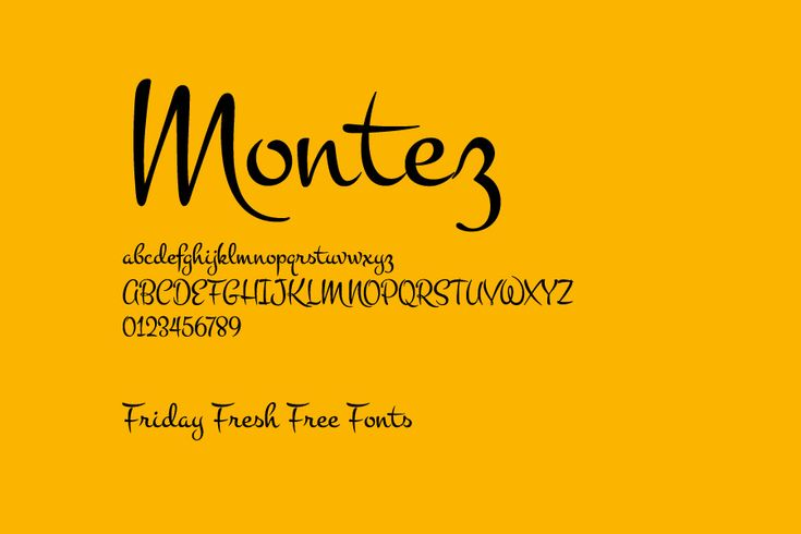 Friday Fresh Free Fonts abduzeedo.com