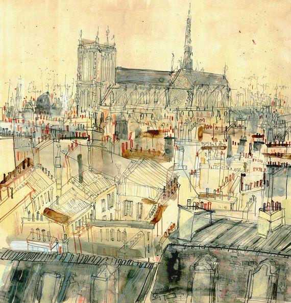 308 best Clare Caulfield images on Pinterest | Urban sketching, Art ...