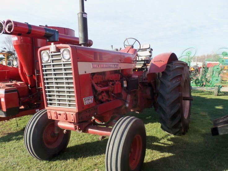 Ih 856 Tractor : International wheatland tractor ih farmall