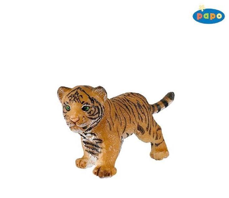 MIniatyrfigur, Tigerunge
